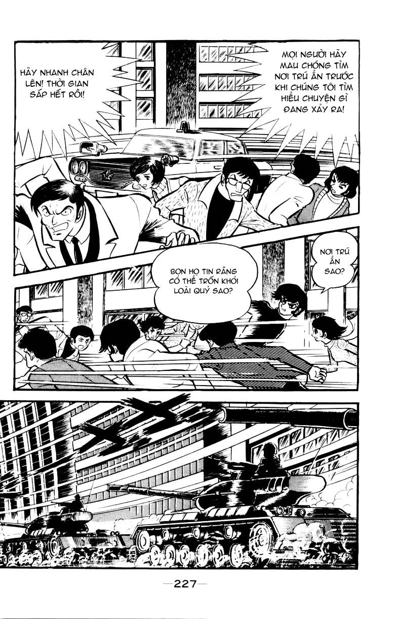 DevilMan chapter 16 trang 27