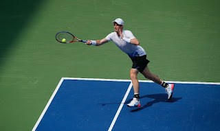 Murray back in winning groove at US Open