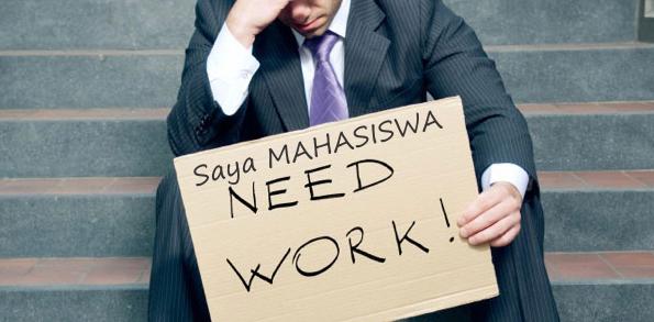 mahasiswa mencari peluang usaha