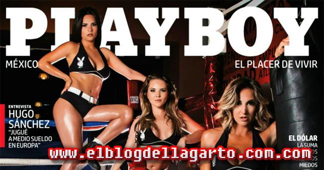 Playboy Mexico Enero 2017 - Sabado de Box banner