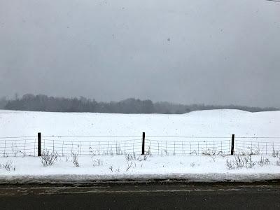 April 17, 2018 Really, really more snow, enough already.