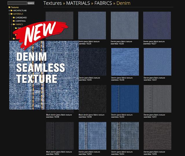 Denim, jeans,  textures tiled