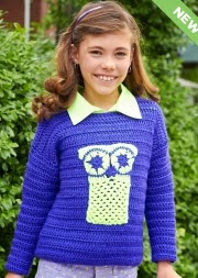 http://www.yarnspirations.com/pattern/crochet/whos-there-pullover