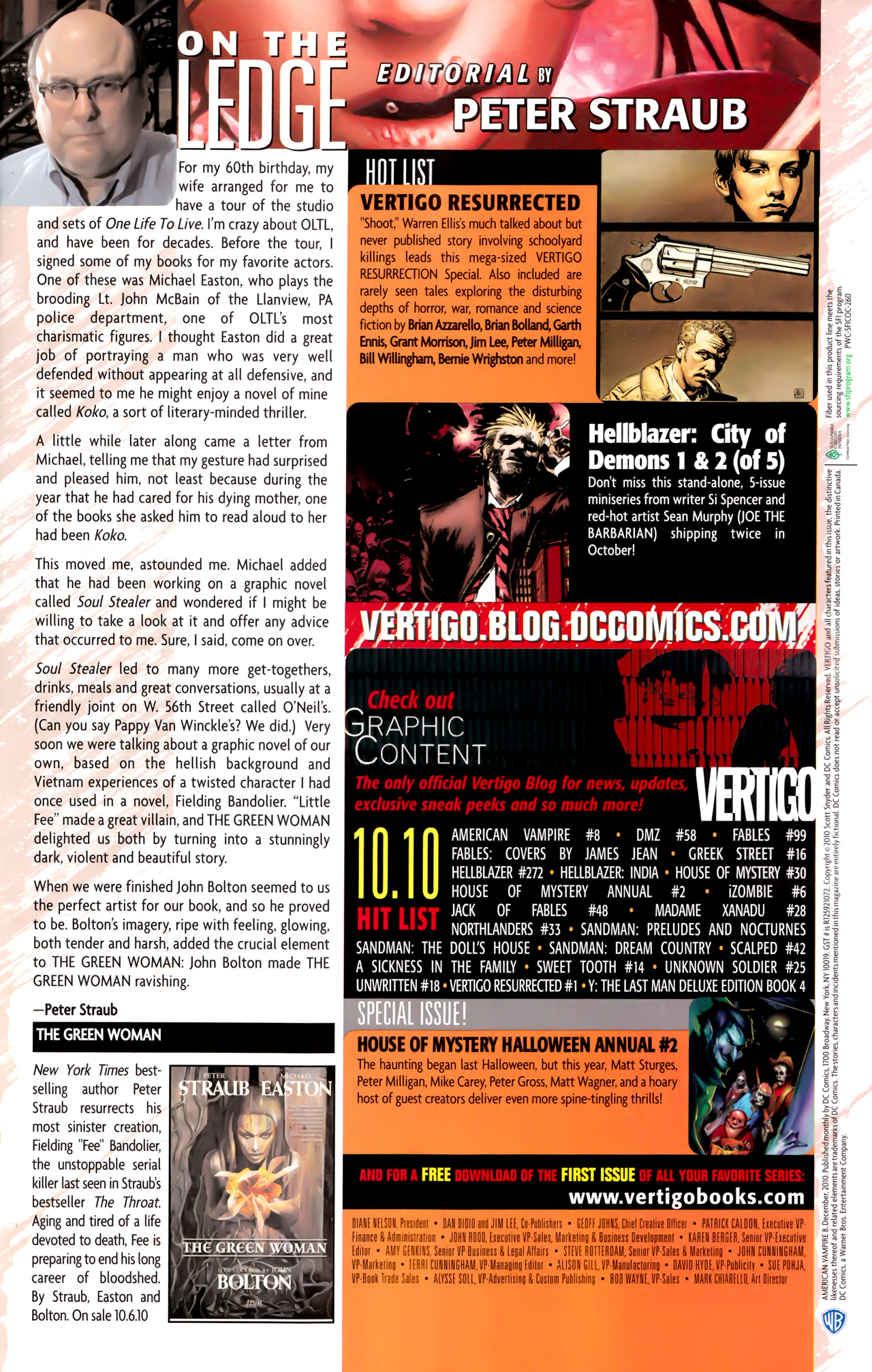 Read online American Vampire comic -  Issue #8 - 24