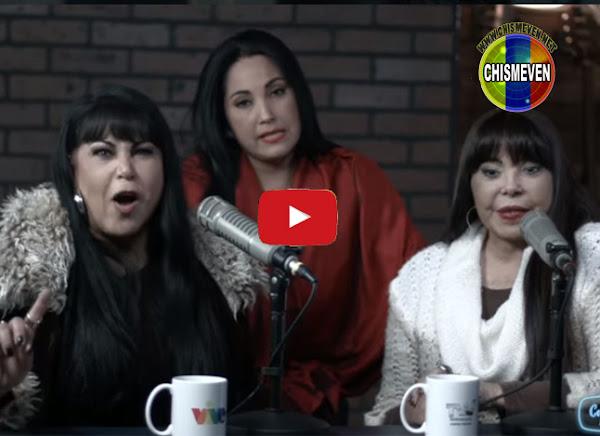 Luis Chataing entrevistó a Lila Morillo y a sus hijas Liliana y Lilibeth