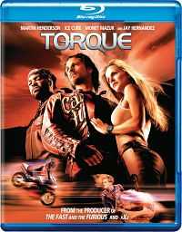 Torque (2004) BRRip 480p [Dual Audio] [Hindi+English]