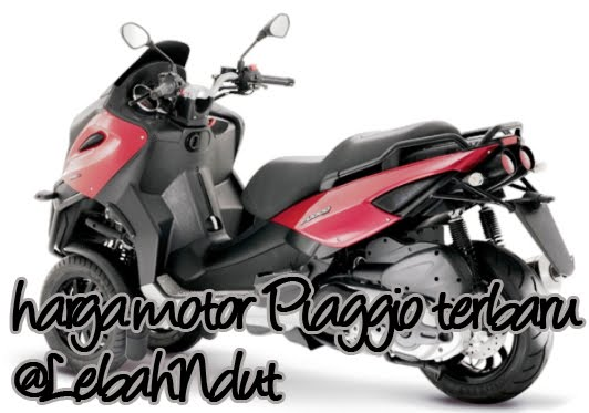 Daftar Harga Motor Piaggio Terbaru Terlengkap Terkini