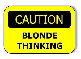 Funny And Hilarious Blonde Quotes, Funny And Hilarious Quotes jokestotell.com