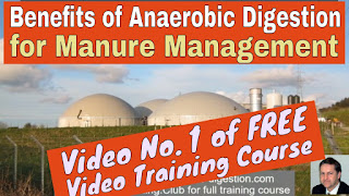 Image shows the Benefits of Anaerobic Digestion for Manure Management featured image.