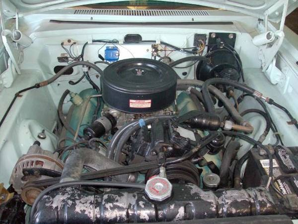 1964 Dodge Polara 500 Sports Coupe Auto Restorationice