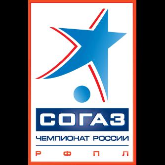 Logo Klub Sepakbola di Liga Rusia