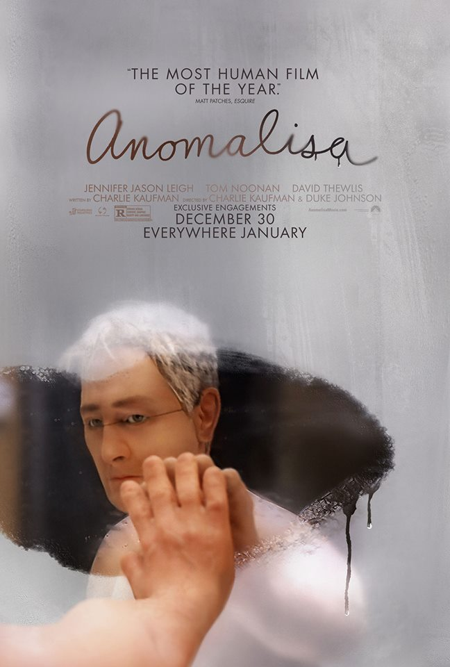 Anomalisa Spills Charlie Kaufmans Mind All Over A Stop Motion