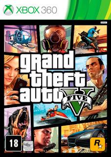 Grand Theft Auto V (XBOX 360) 2013