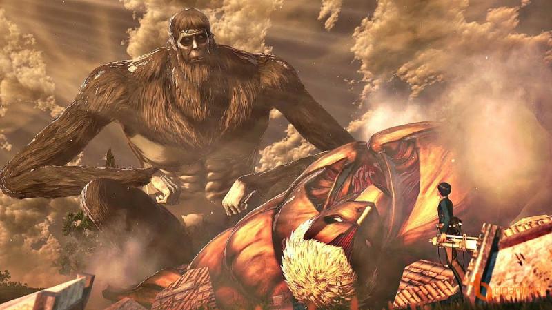 Hình ảnh Attack On Titan (Mùa Cuối)