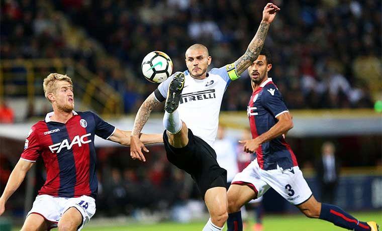 Bologna-Inter: Risultato deciso da Verdi e Icardi
