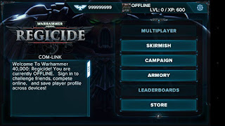 Download Warhammer 40,000 Regicide Apk
