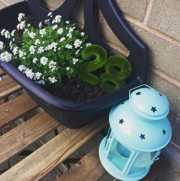 garden instagram
