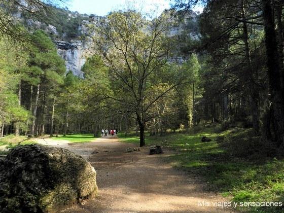 Nacimiento del río Mundo, Albacete, Castilla la Mancha