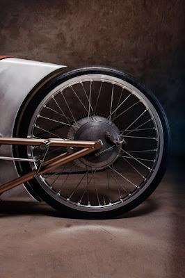 Jawa 350 Steam-Punk  Urban Motor