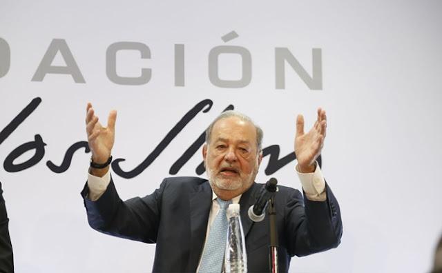 Carlos Slim, Telmex, Telcel
