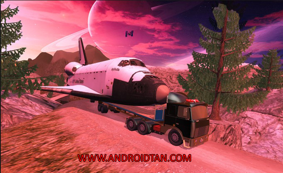 Space Shuttle Transporter 3D Mod Apk for Android