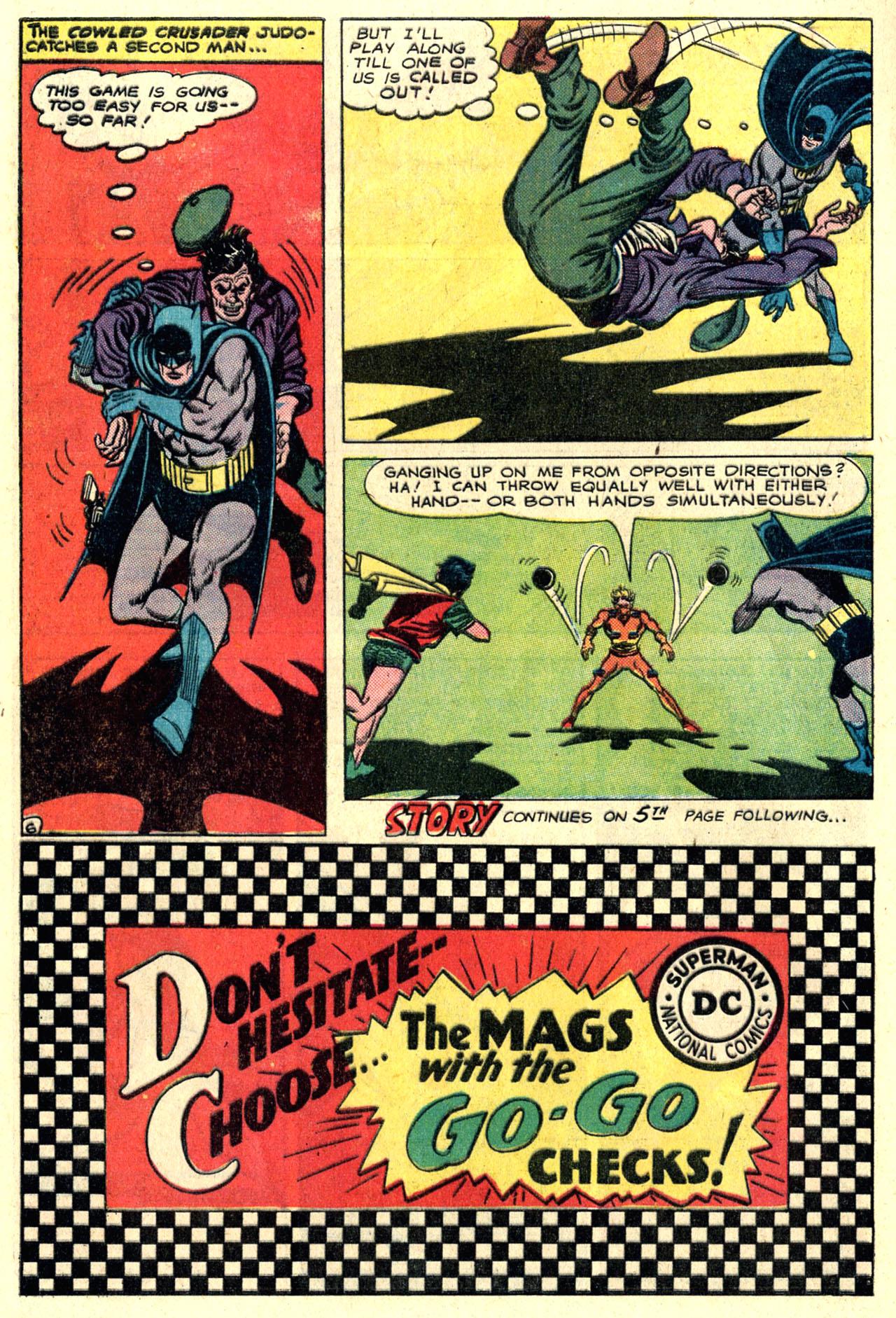 Detective Comics (1937) 351 Page 7