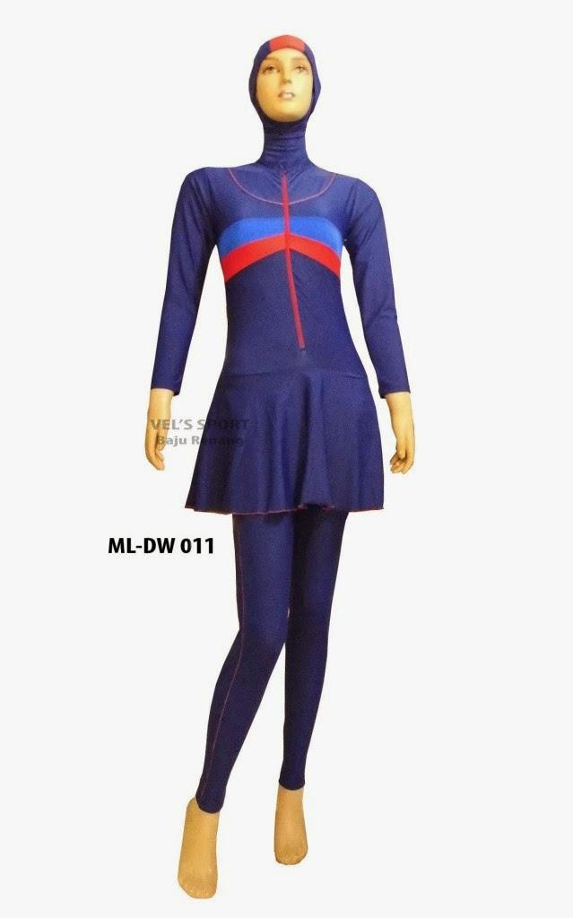 Baju Muslim Murah Model Terbaru untuk Wanita Remaja AMS06, Ukuran L, Ld 100 Cm, Katun Jepang