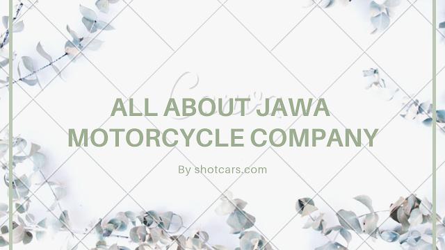 JAWA Company