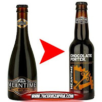 MEANTIME Chocolate Porter new bottle