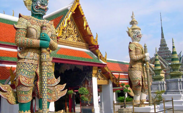 Tourism of Bangkok - The capital of Thailand - the city of beauty and history