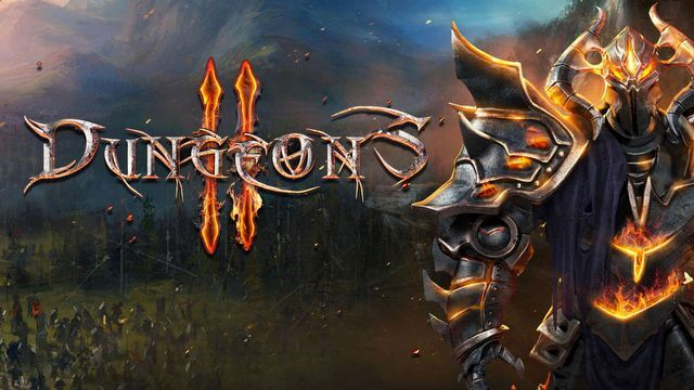 dungeons 2 - παιχνίδι στρατηγικής