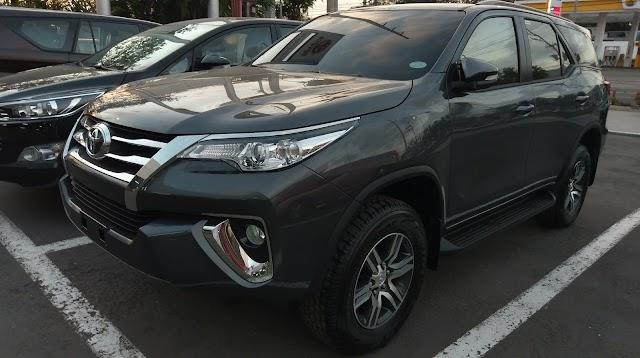 Toyota Batangas Installment