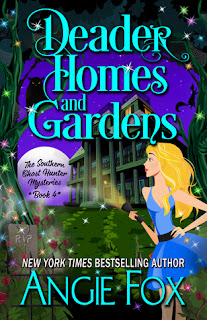 Deader Homes and Gardens by Angie Fox