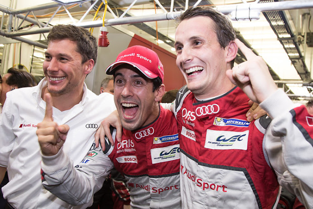 Audi's di Grassi and Jarvis take pole in Bahrain for marque's final WEC race
