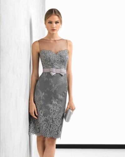 86c8e0078 Vestidos de cocktail Rosa Clara para las bodas de primavera 2018