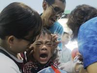 Ini Yang Terjadi Pada Siswi SD yang Meninggal Usai Imunisasi Rubella, Cairan di Otaknya Keruh