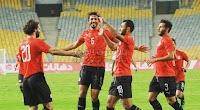 بهدف وحيد المنتخب المصر يحقق فوز صعب على منتخب بتسوانا في المباراة الودية