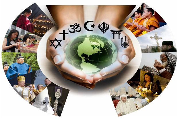 5 Agama Aneh di Dunia