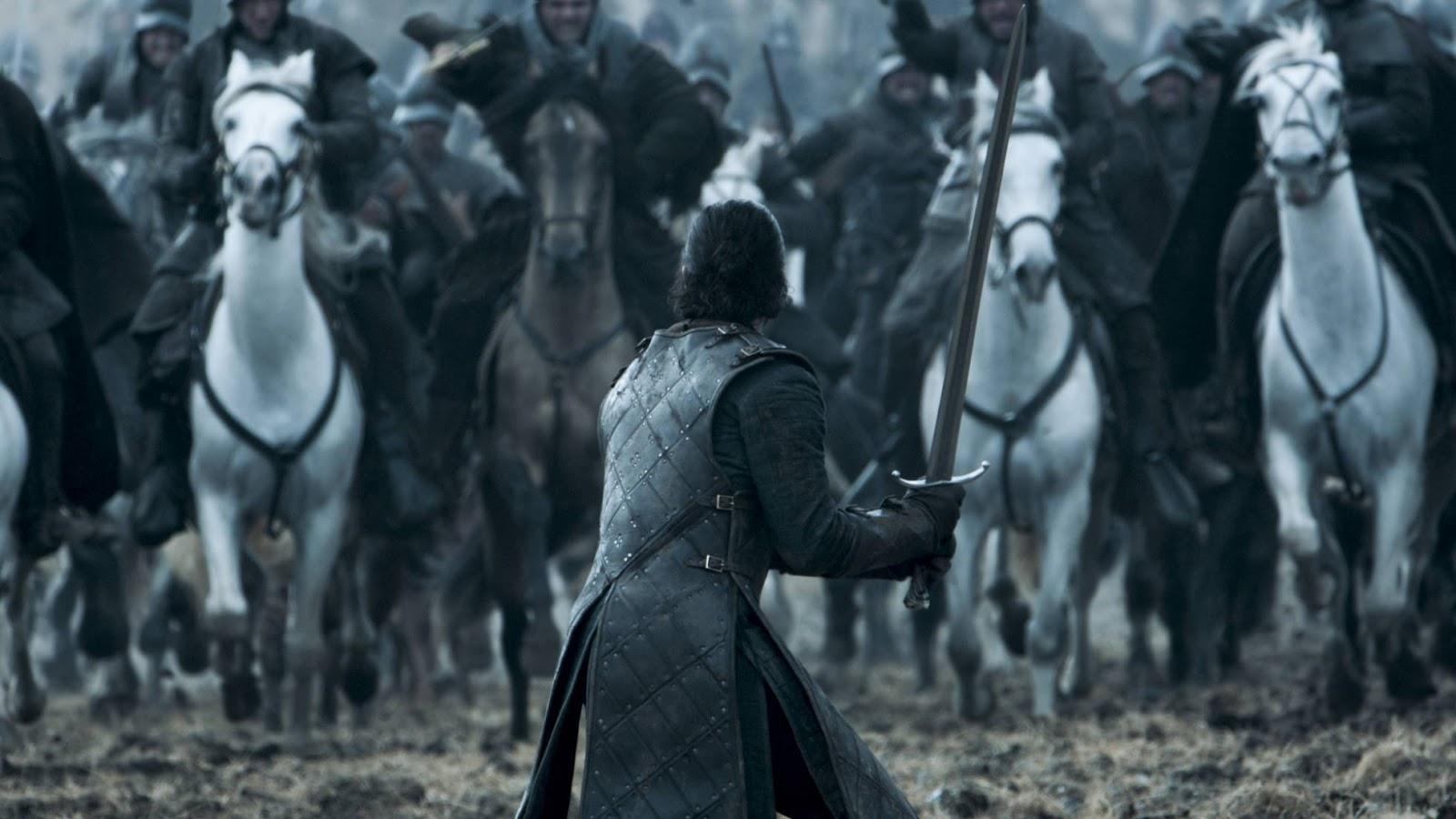 La Batalla de los Bastardos de 'Juego de Tronos'