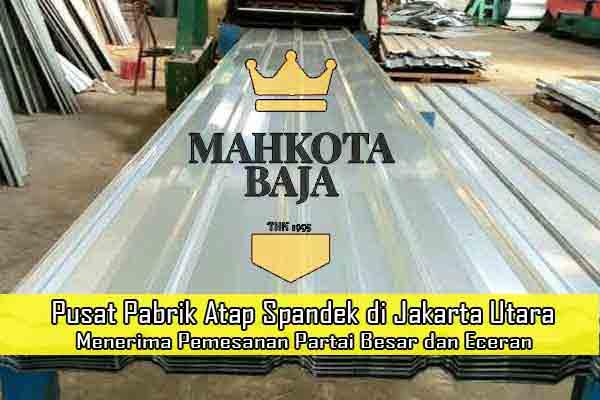 Harga Atap Spandek Tanjung Priok