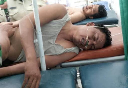 Satu dari Dua Pelaku Perompak Kru Salam TV Ditembak Polisi