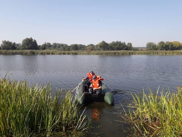 В реке Белой утонул рыбак