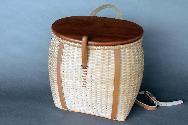 Photo of Eric Taylor's City Pack Basket
