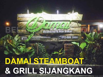 Damai Steamboat n Grill Sijangkang
