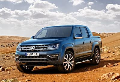 2018 Volkswagen Amarok arrive avec un nouveau moteur diesel V6