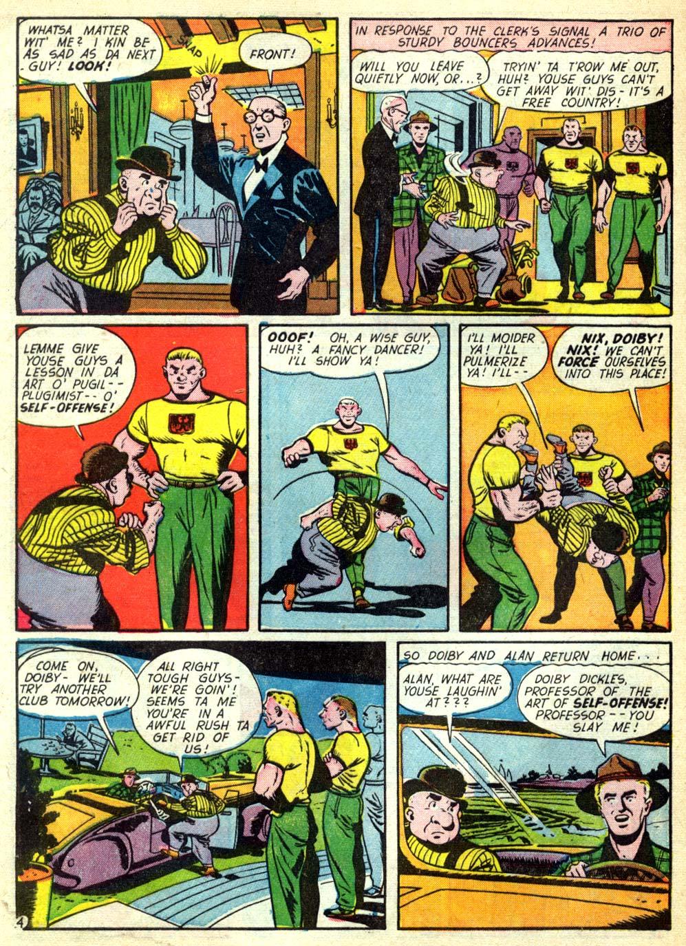 Read online All-American Comics (1939) comic -  Issue #57 - 6