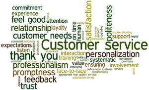 customer service expectations