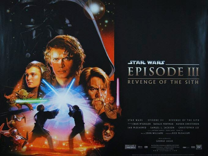10 Things You May Not Know About Star Wars Episode Iii Revenge Of The Sith Warped Factor Words In The Key Of Geek