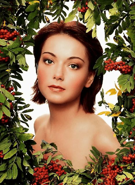 Olga Budina Russian Actress HD Wallpaper Photo Images
