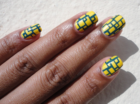 Do It Yourself Nail Designs: Beauty Fashion Lifestyle: Simple Nail Designs You Can Do